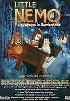 Przygody małego Nemo w krainie snów