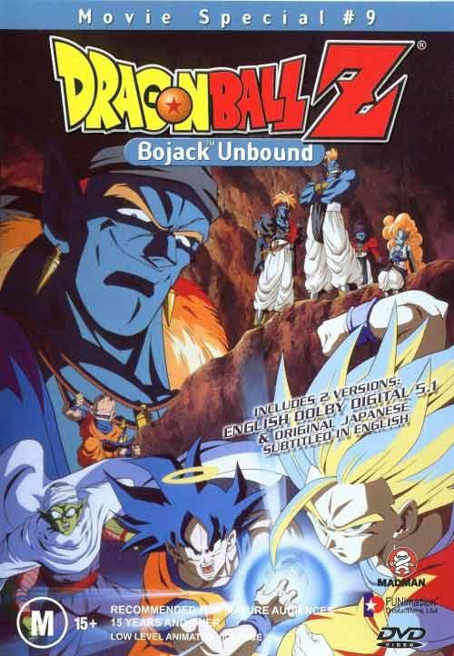 Dragon Ball Z: Najeźdzcy z kosmosu