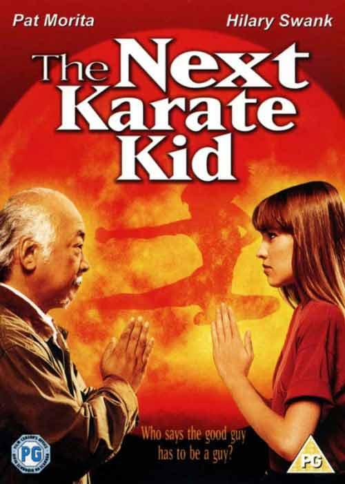 Karate Kid IV: Mistrz i uczennica