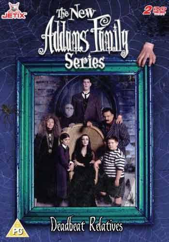 Nowe przygody Rodziny Addamsów