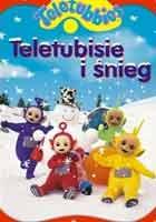 Teletubisie i śnieg