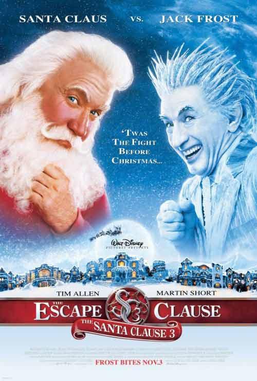 Śnięty Mikołaj 3: Uciekający Mikołaj