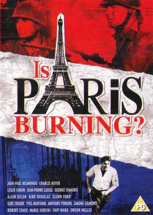 Czy Paryż płonie?