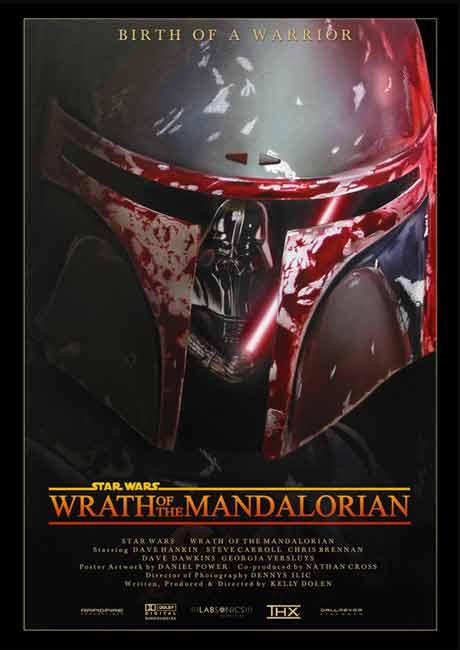 Star Wars - Wrath of the Mandalorian