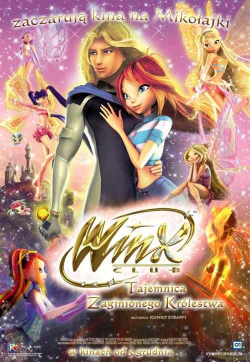 Klub Winx - Tajemnica Zaginionego Królestwa