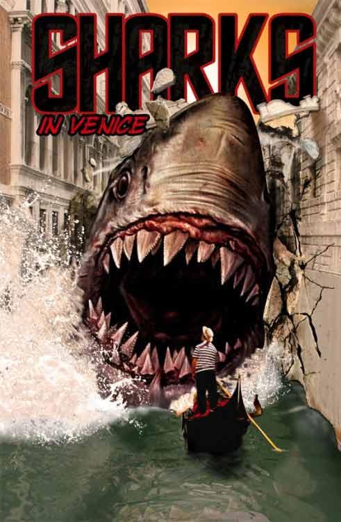 Rekin w Wenecji
