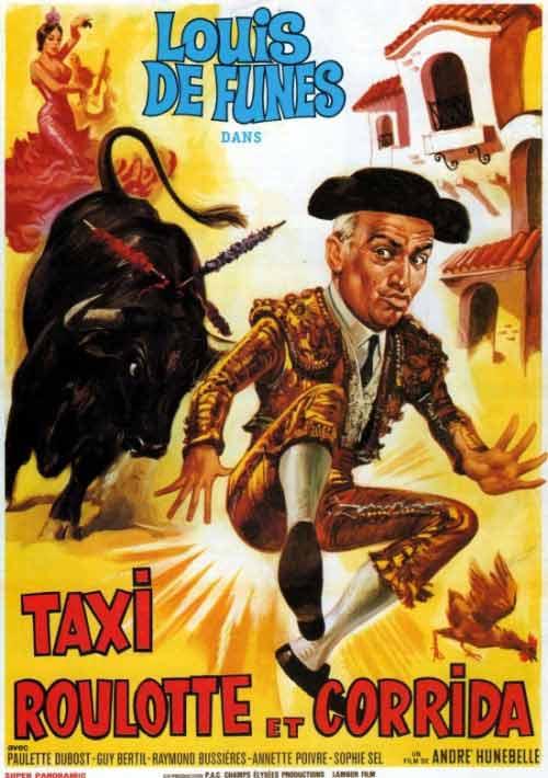 Taxi, ruletka i corrida