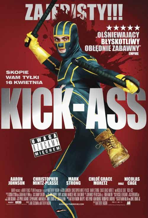 Kick-Ass online Zalukaj PL