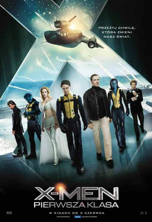 X-Men: Pierwsza klasa online Zalukaj PL