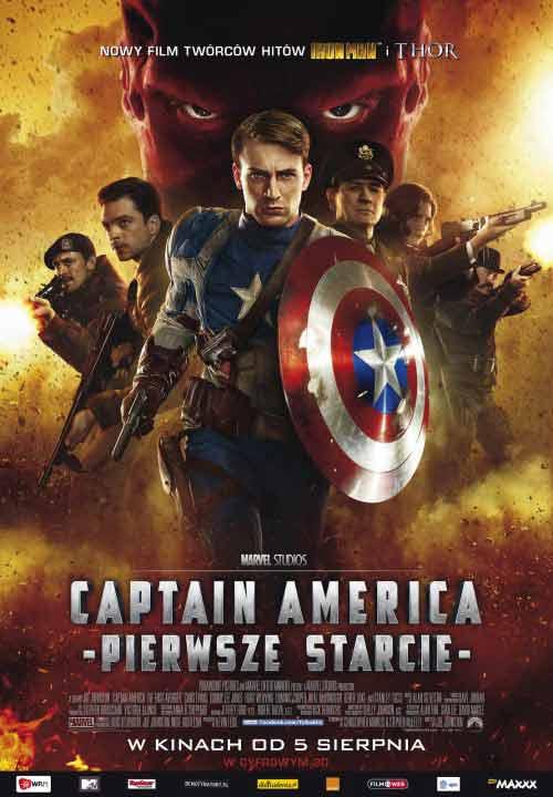 Captain America: Pierwsze starcie online Zalukaj PL