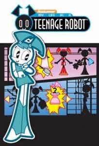 Z życia nastoletniego robota