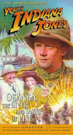 Młody Indiana Jones: Oganga - król życia i śmierci