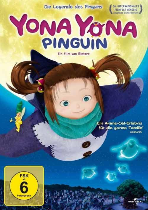 Mały pingwin: Yona Yona