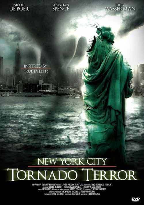 Tornado w Nowym Jorku
