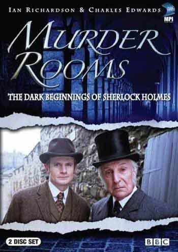 Sherlock Holmes: Mroczne początki