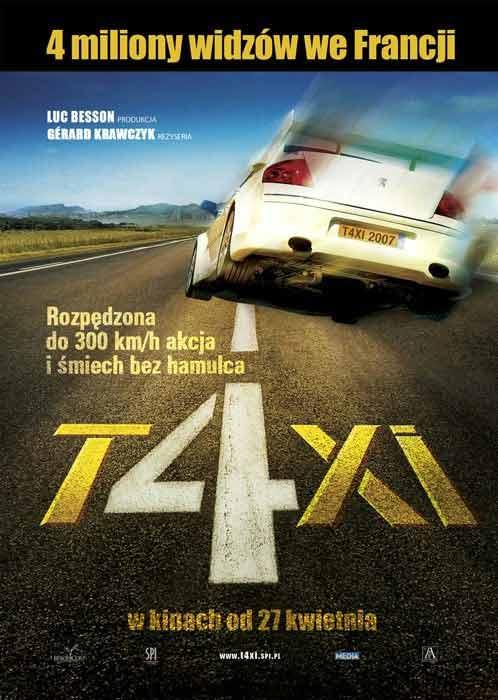 Taxi 4 online Zalukaj PL