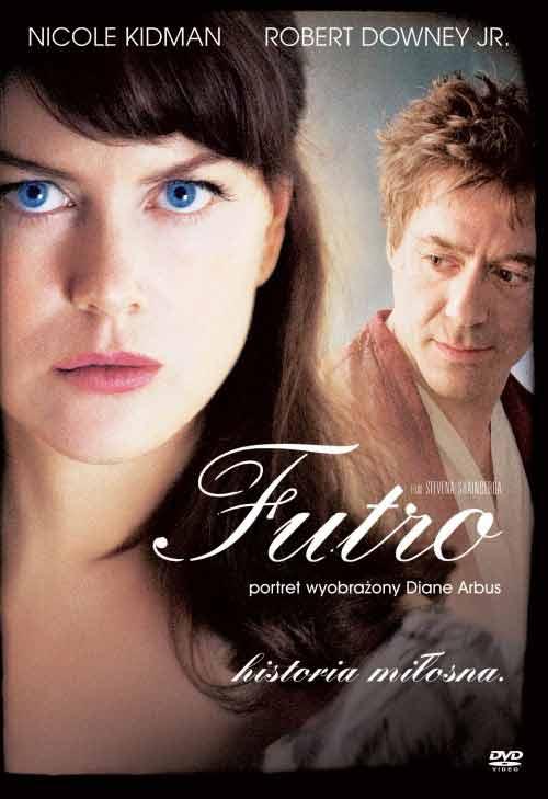 Futro: portret wyobrażony Diane Arbus