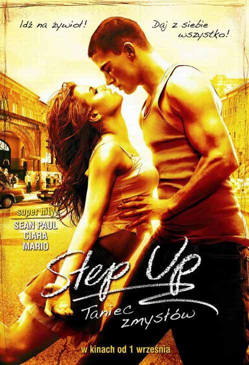 Step Up - Taniec zmysłów