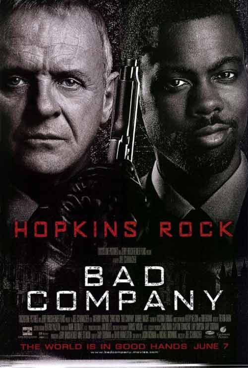 Bad Company - Czeski łącznik