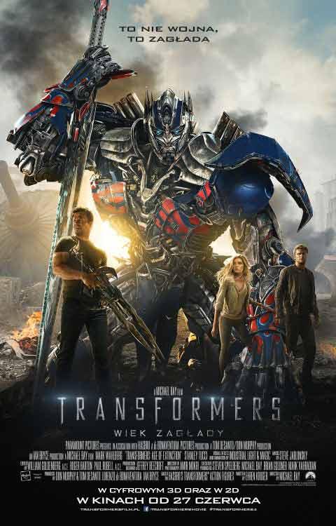 Transformers: Wiek zagłady online Zalukaj PL