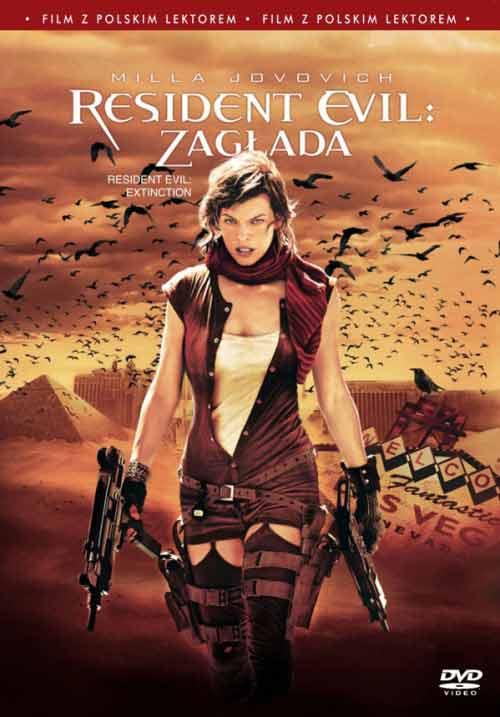 Resident Evil: Zagłada online Zalukaj PL