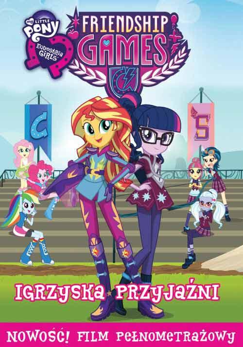 My Little Pony: Equestria Girls - Igrzyska przyjaźni