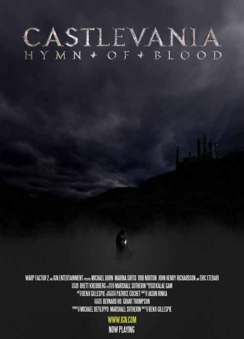 Castlevania: Hymn of Blood