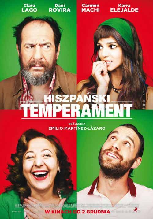 Hiszpański temperament