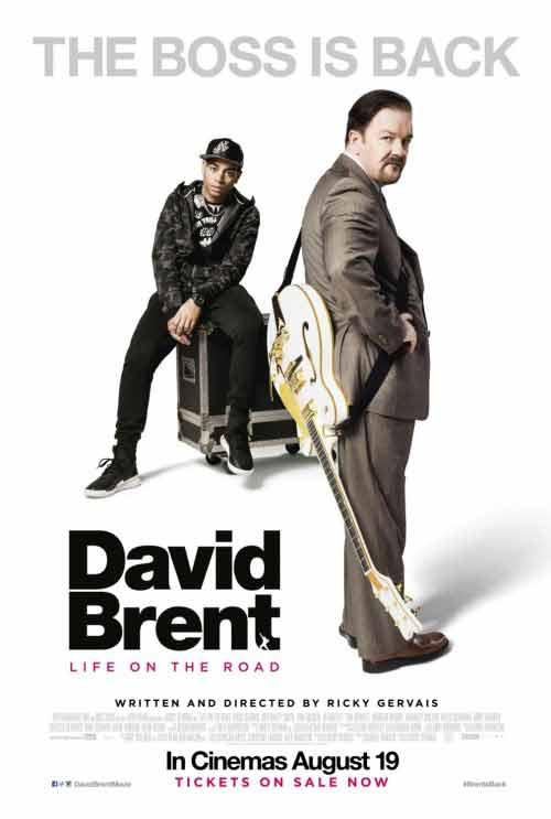 David Brent: Życie w trasie
