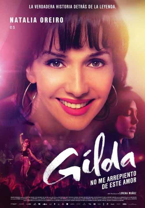 Gilda, no me arrepiento de este amor