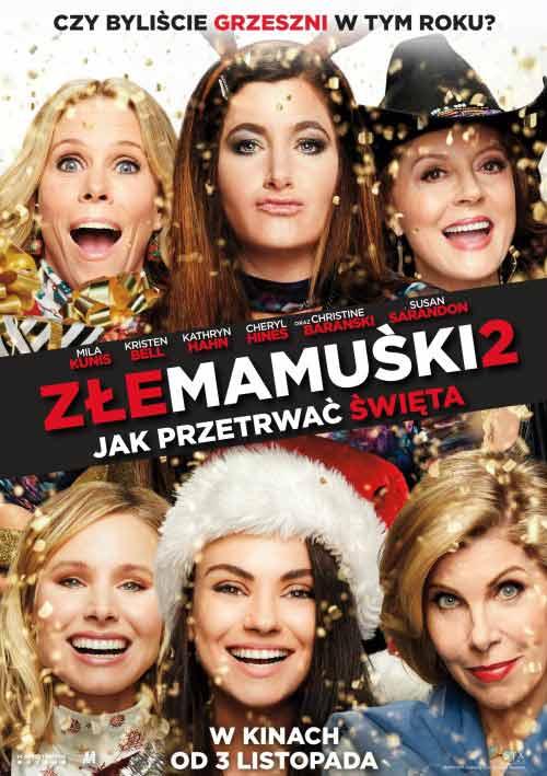 Złe mamuśki 2: Jak przetrwać święta online na Zalukaj TV