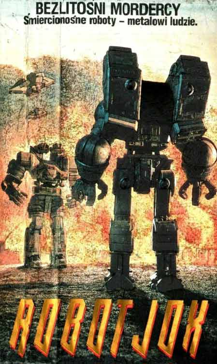 Robot Jox 1: Bezlitośni mordercy