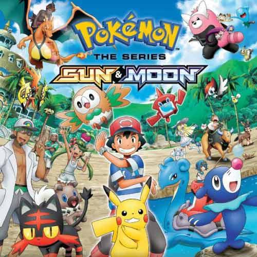 Pokémon: Słońce i Księżyc