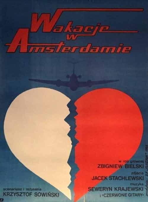 Wakacje w Amsterdamie