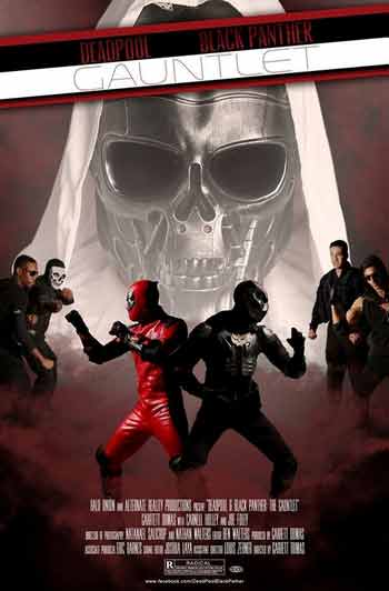 Deadpool and Black Panther: The Gauntlet
