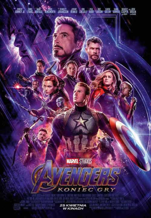 Avengers: Koniec gry Zalukaj TV