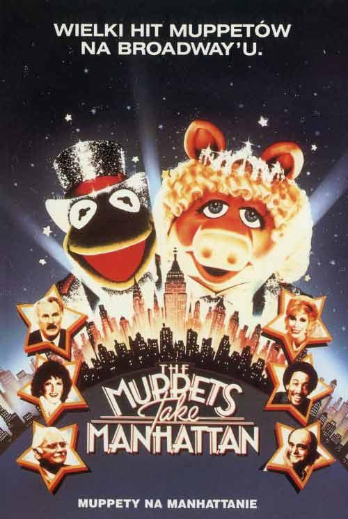 Muppety podbijają Broadway
