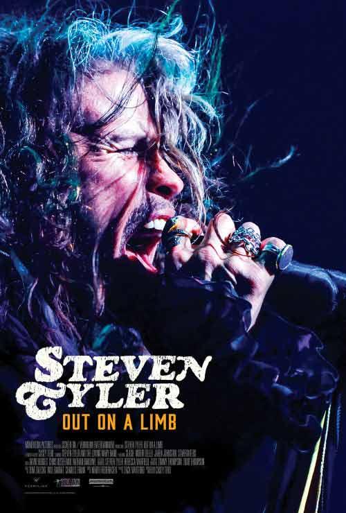 Steven Tyler. Nowy rozdział