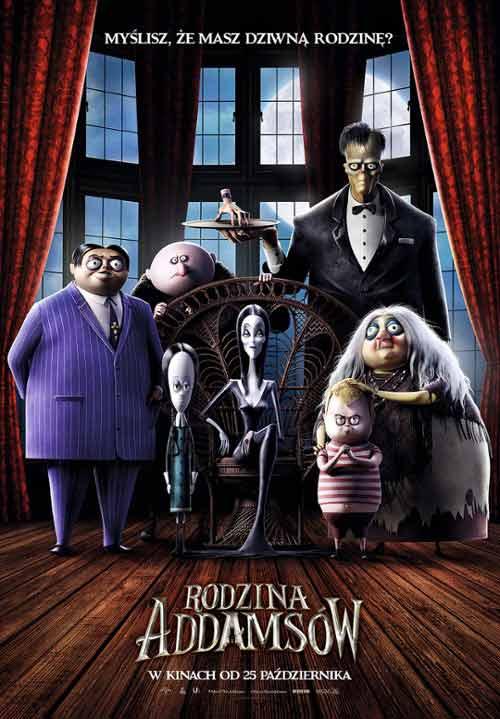 Rodzina Addamsów Zalukaj TV