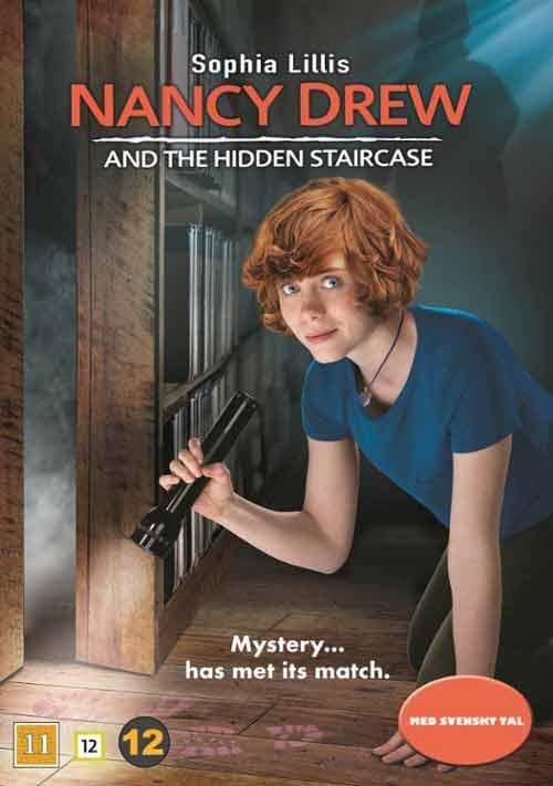 Nancy Drew i ukryte schody