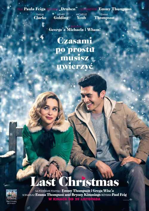 Last Christmas online na Zalukaj TV