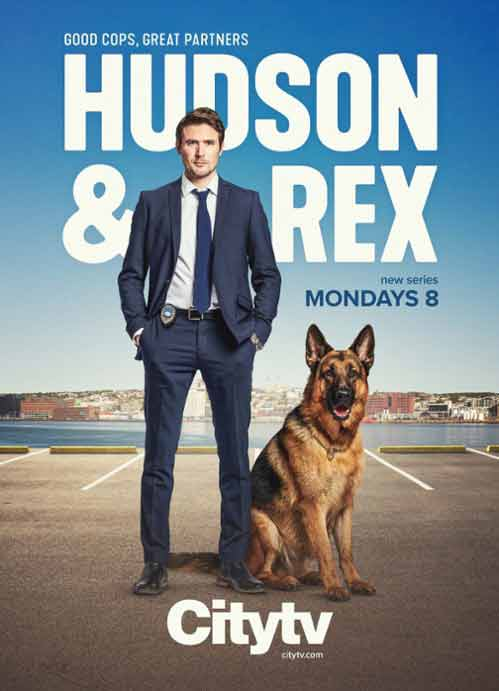 Hudson i Rex
